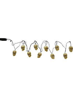 Scary Skull String Lights