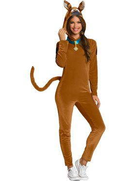 Scooby Doo Female Adult Costume