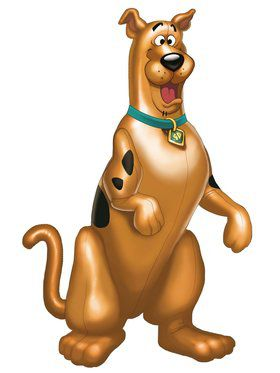 Scooby-Doo Inflatable Costume for Kids