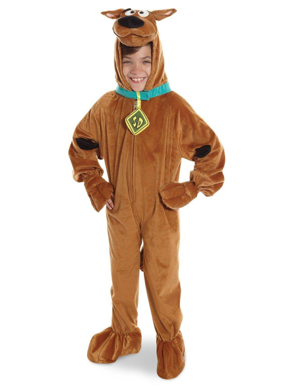 scooby-doo super deluxe costume for toddlers - baby/toddler costumes