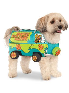 Scooby-Doo The Mystery Machine Costume For Pets