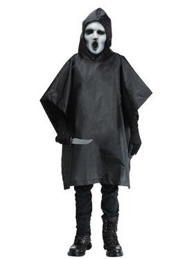 Scream TV Boy's Costume