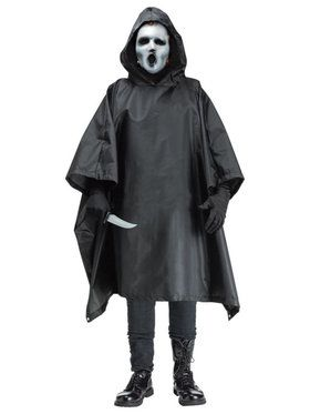 Scream TV Mens Costume