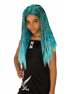 Sea Witch Child Wig