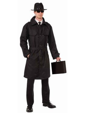 Trench Coat for Spy