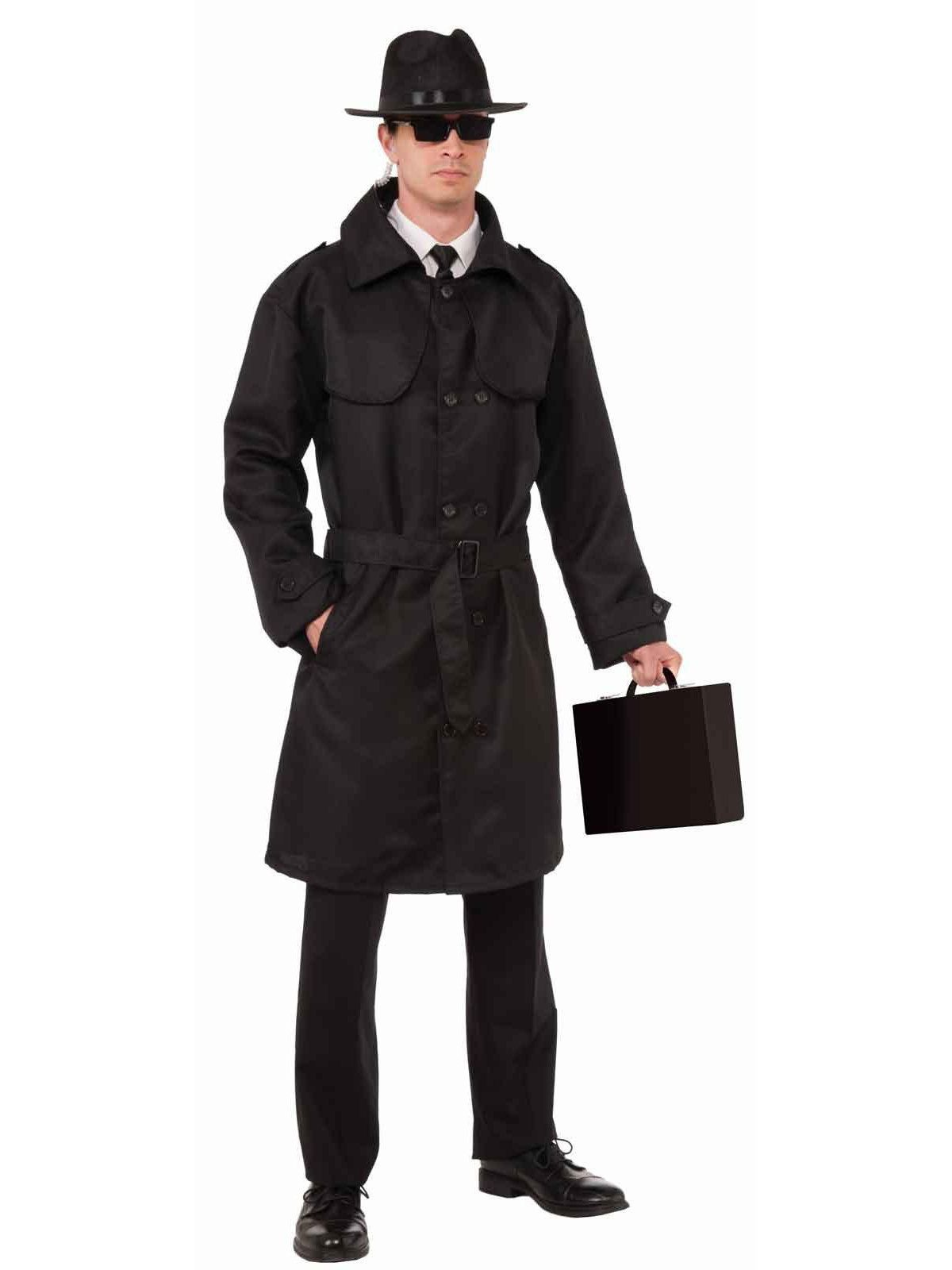 89336e7e61 Trench Coat for Spy - Mens Costumes for 2018