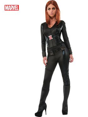 Secret Wishes Black Widow Women's Costume