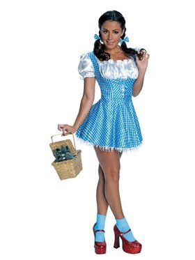 Adult Secret Wishes Dorothy Sequin Costume