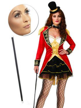 Seductive Singing Greatest Showman Kit