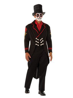 Senor Muertos Men's Costume