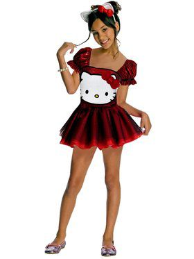 Sequin Hello Kitty Child Costume