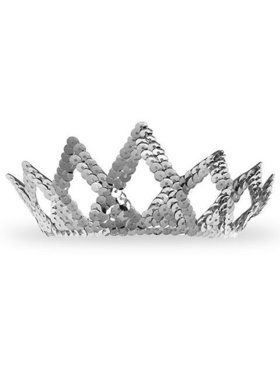 Sequin Seven Point Tiara