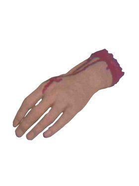 Severed Hand Prop Accessory