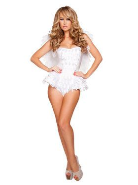 Sexy Alluring Angel Women's Costume