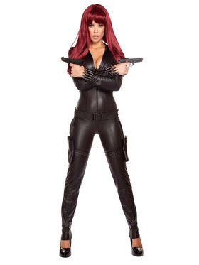 Sexy Alluring Assassin Women's Costume