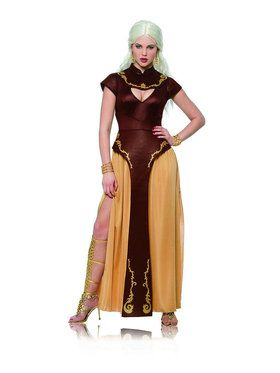 Sexy Barbarian Warrior Women's Costume