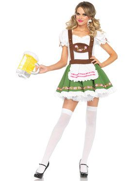 Sexy Beer Garden Darling Women's Costume