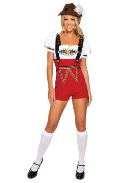 Sexy Beer Stein Babe Adult Costume