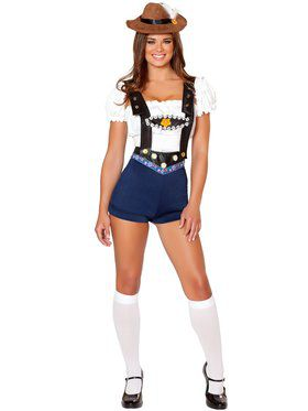Sexy Bodacious Beer Babe Women's Costume