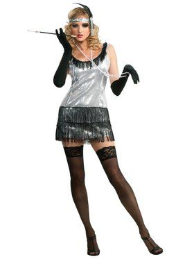 Sexy Broadway Babe Women's Costume