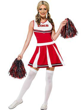 Sexy Cheerleader Women's Costume