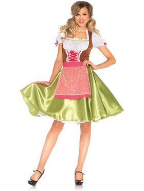 Sexy Darling Greta Women's Costume
