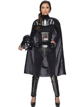Sexy Darth Vader Women's Costume
