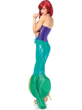 Sexy Deep Sea Siren Women's Costume