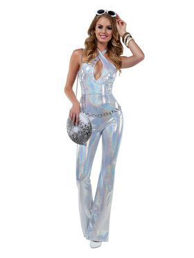 Classic Sexy Disco Honey Costume