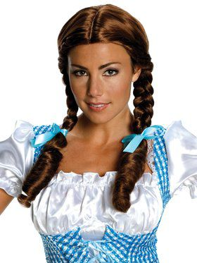 Sexy Dorothy Wizard of Oz Wig