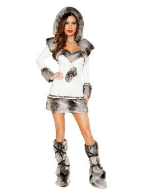 Sexy Eskimo Hottie Costume