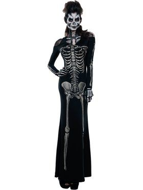 Sexy From The Grave Women's Costume