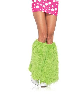 Sexy Furry Leg warmers