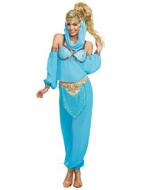 Sexy Genie In A Bottle Women's Costume