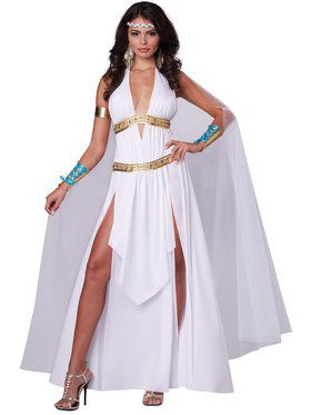 Sexy Glorious Goddess Women's Costume