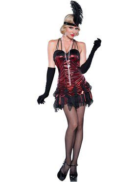 Sexy Gorgeous Gatsby Women's Costume