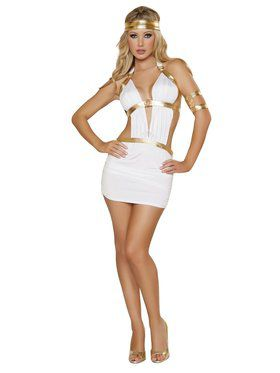 Sexy Greek Princess Adult Costume