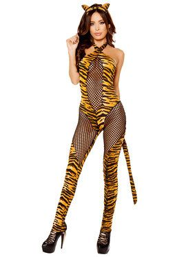 Sexy Here Kitty Kitty Women's Costume