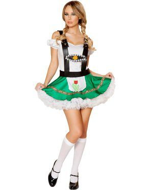 Sexy Hoffbrau Lady Women's Costume