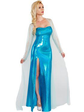 Sexy Ice Queen Women's Costume