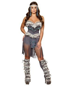 Sexy Indian Hottie Deluxe Adult Costume