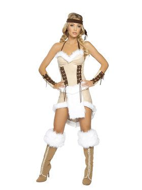 Sexy Indian Maiden Costume