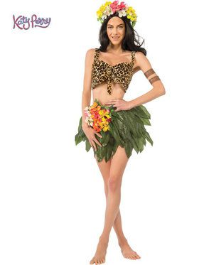 Sexy Katy Perry Roar Costume Women's Costume