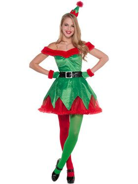 Sexy Little Helper Women's Costume