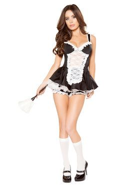 Sexy Maid You Do It Costume