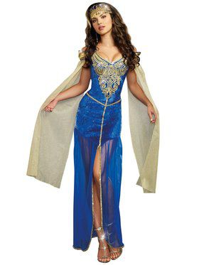 Sexy Medieval Beauty Women's Costume