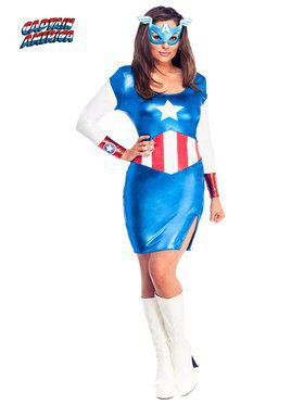 Sexy Miss American Dream Womens Costume