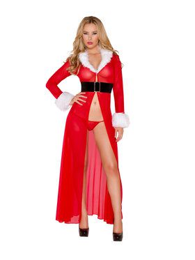 Sexy Miss Claus Envy Costume