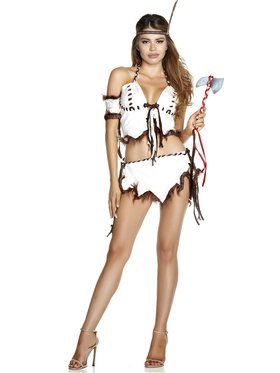 Sexy Native Desires Adult Costume