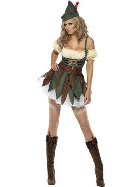Sexy Outlaw Adult Costume
